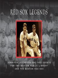 Red Sox Legends【電子書籍】[ Jennifer Latchford ]