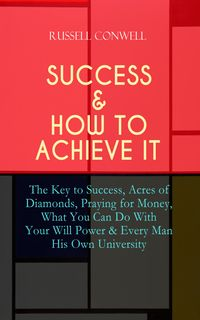 how success can be achieved