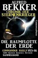 Chronik der Sternenkrieger - Die Raumflotte der Erde