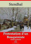 Protestation d'un bouquiniste