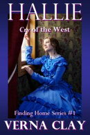 Cry of the West: Hallie (Finding Home Series #1)