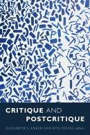 Critique and Postcritique