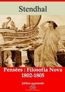 Pensées?:?filosofia?nova (1802-1805)