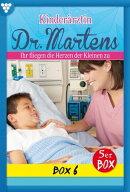 Kinderärztin Dr. Martens Jubiläumsbox 1 – Arztroman