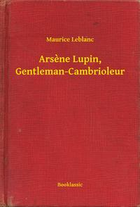 ArseneLupin,Gentleman-Cambrioleur