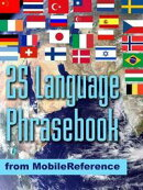 Free 25 Language Phrasebook: German, French, Spanish, Catalan, Portuguese, Italian, Greek, Danish, Dutch, Sw…