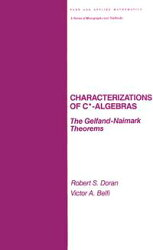 Characterizations of C* Algebras