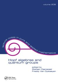 Hopf Algebras and Quantum Groups