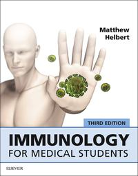 Immunology for Medical Students E-Book【電子書籍】[ Matthew Helbert, MBChB,FRCP, FRCPath, PhD ]