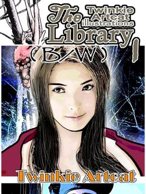 The Twinkie Artcat Illustration Library 1 (B/W)【電子書籍】[ Twinkie Artcat ]