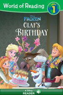 World of Reading Frozen: Olaf's Birthday