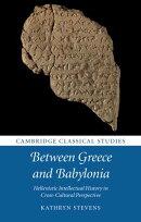 Between Greece and Babylonia