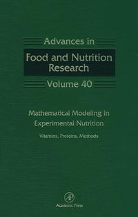Mathematical Modeling in Experimental Nutrition: Vitamins, Proteins, Methods【電子書籍】[ Steve Taylor ]
