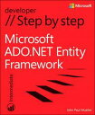 Microsoft ADO.NET Entity Framework Step by Step【電子書籍】[ John Paul Mueller ]