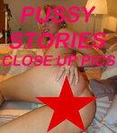 PUSSY STORIES 裸の膣をクローズアップ