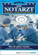 Der Notarzt 358 - Arztroman