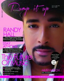 Pump it up Magazine - Randy Hall Stay At Home Edition【電子書籍】[ Anissa Boudjaoui ]