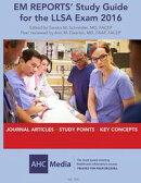 EM Reports' Study Guide for the LLSA Exam 2016, Volume 13