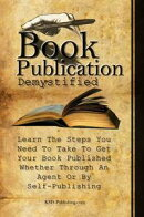 Book Publication Demystified