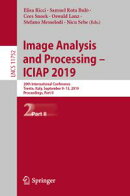 Image Analysis and Processing ? ICIAP 2019