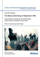 The Moscow Bombings of September 1999