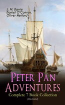 Peter Pan Adventures – Complete 7 Book Collection (Illustrated)