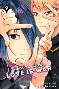 Kaguya-sama: Love Is War, Vol. 9