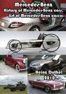 Mercedes-Benz. History of Mercedes-Benz cars. List of Mercedes-Benz cars