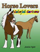 Horse Lovers Colorful Cartoons