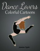 Dance Lovers Colorful Cartoons