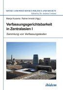 Verfassungsgerichtsbarkeit in Zentralasien Ix