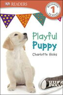 DK Readers L1: Playful Puppy
