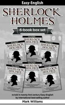 Sherlock Holmes re-told in twenty-first century Easy-English 6-in-1 box set