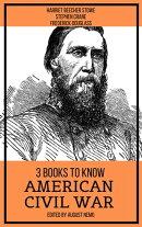 3 books to know American Civil War