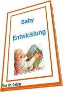 Baby Entwicklung