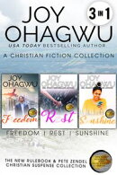 The New Rulebook Christian Suspense Series (Books 7-9) Collection