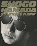 SHOGO HAMADA 25HOURS A DAY PHOTO & WORD デジタル復刻版