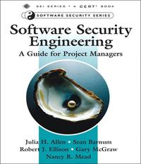 SoftwareSecurityEngineeringAGuideforProjectManagers