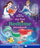 My First Disney Princess Bedtime Storybook