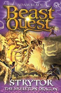 BeastQuest:StrytortheSkeletonDragonSeries19Book4