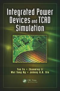 Integrated Power Devices and TCAD Simulation【電子書籍】[ Yue Fu ]