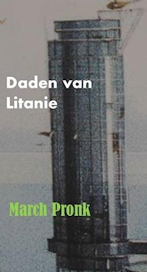 Daden van Litanie【電子書籍】[ march pronk ]