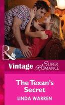 The Texan's Secret (Mills & Boon Vintage Superromance) (The Hardin Boys, Book 1)