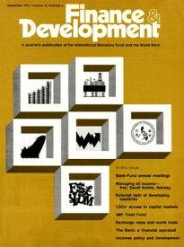 Finance & Development, December 1976【電子書籍】[ International Monetary Fund. External Relations Dept. ]