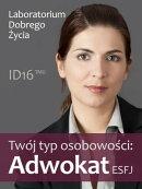 Twój typ osobowości: Adwokat (ESFJ)