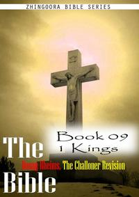 TheBibleDouay-Rheims,theChallonerRevision,Book091Kings
