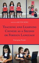 Teaching and Learning Chinese as a Second or Foreign Language