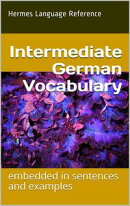 Intermediate German Vocabulary