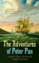 The Adventures of Peter Pan ? Complete 7 Book Collection with Original Illustrations