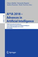 AI*IA 2018 ? Advances in Artificial Intelligence